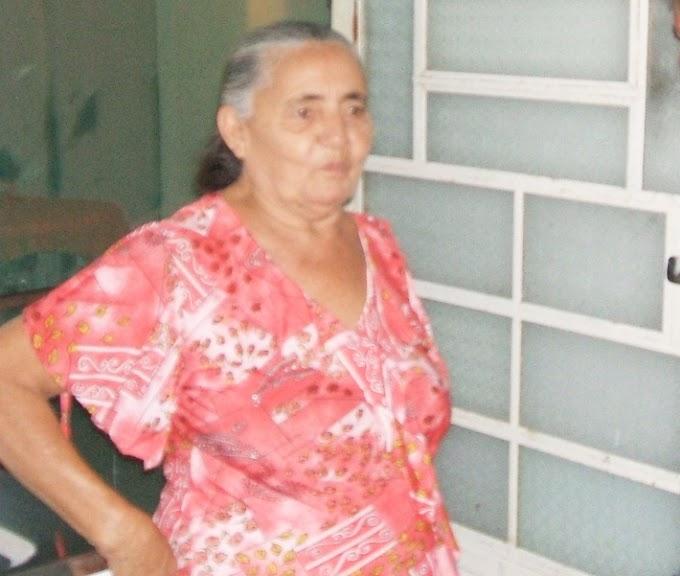 Morre aos 82 anos a professora 'Dona Lia', mãe do vereador Kinho em Delmiro Gouveia