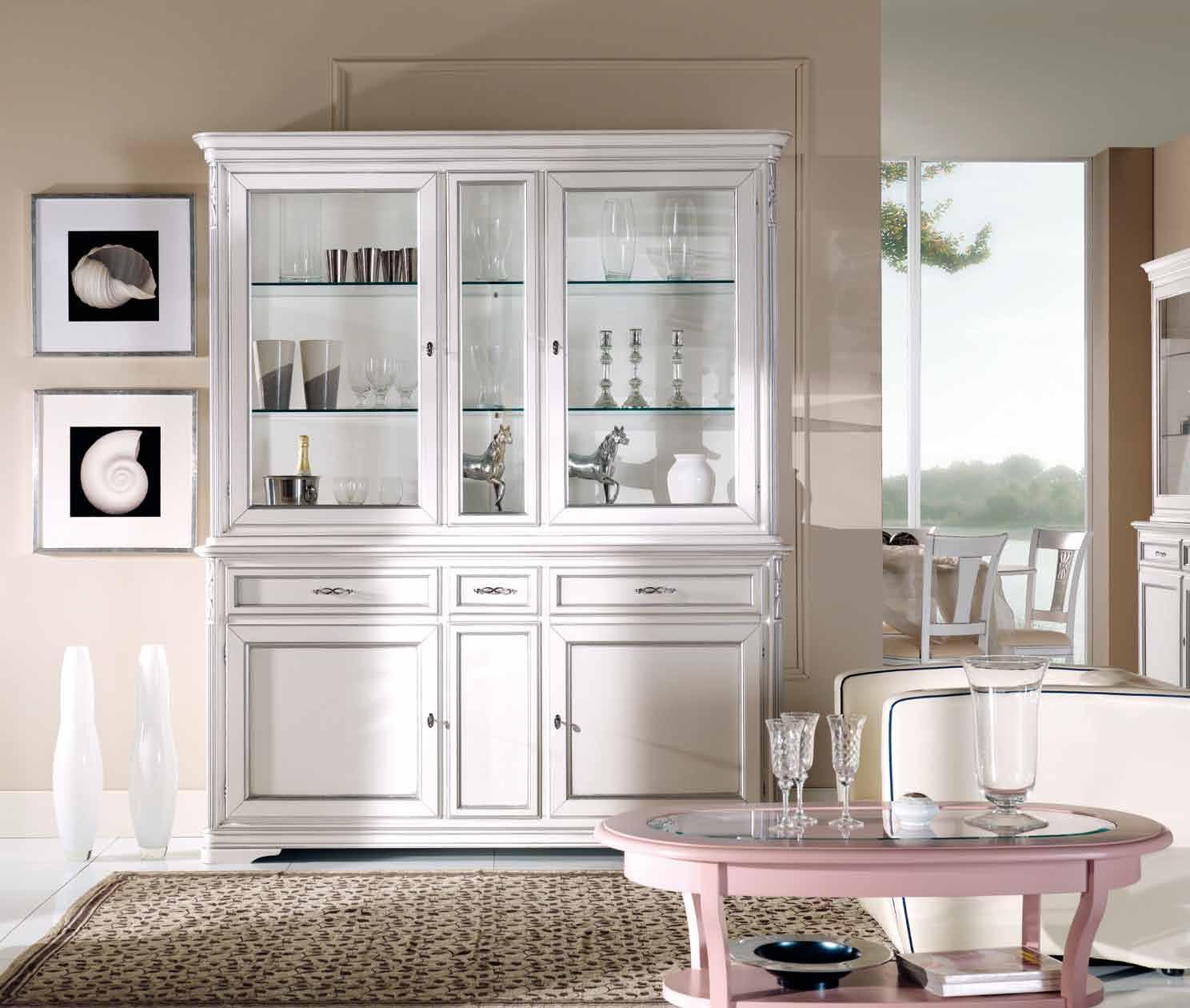 Punto estilo deco vitrinas y modulares en varios estilos for Vitrinas leroy merlin