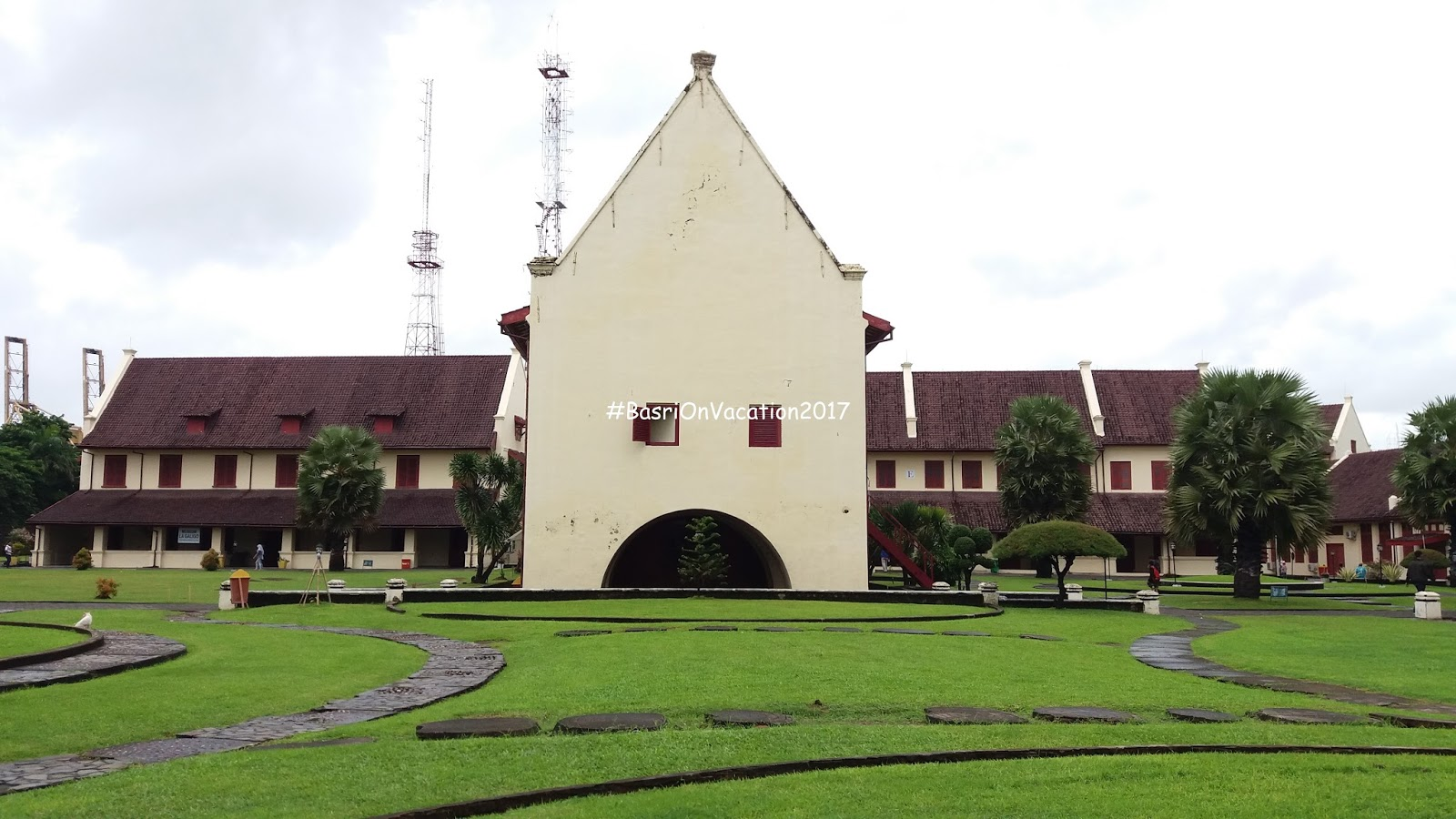 Coretan Di Waktu Kerja Wisata Sulawesi Selatan Fort Rotterdam