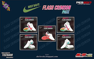 Nike Flash Crimson Pack Boots PES 2017