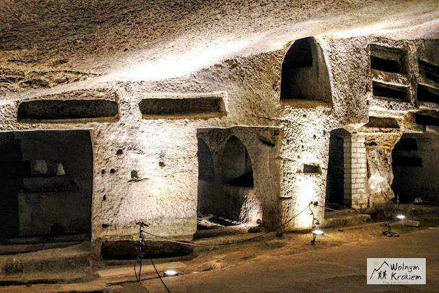 Katakumby San Gennero w Neapolu
