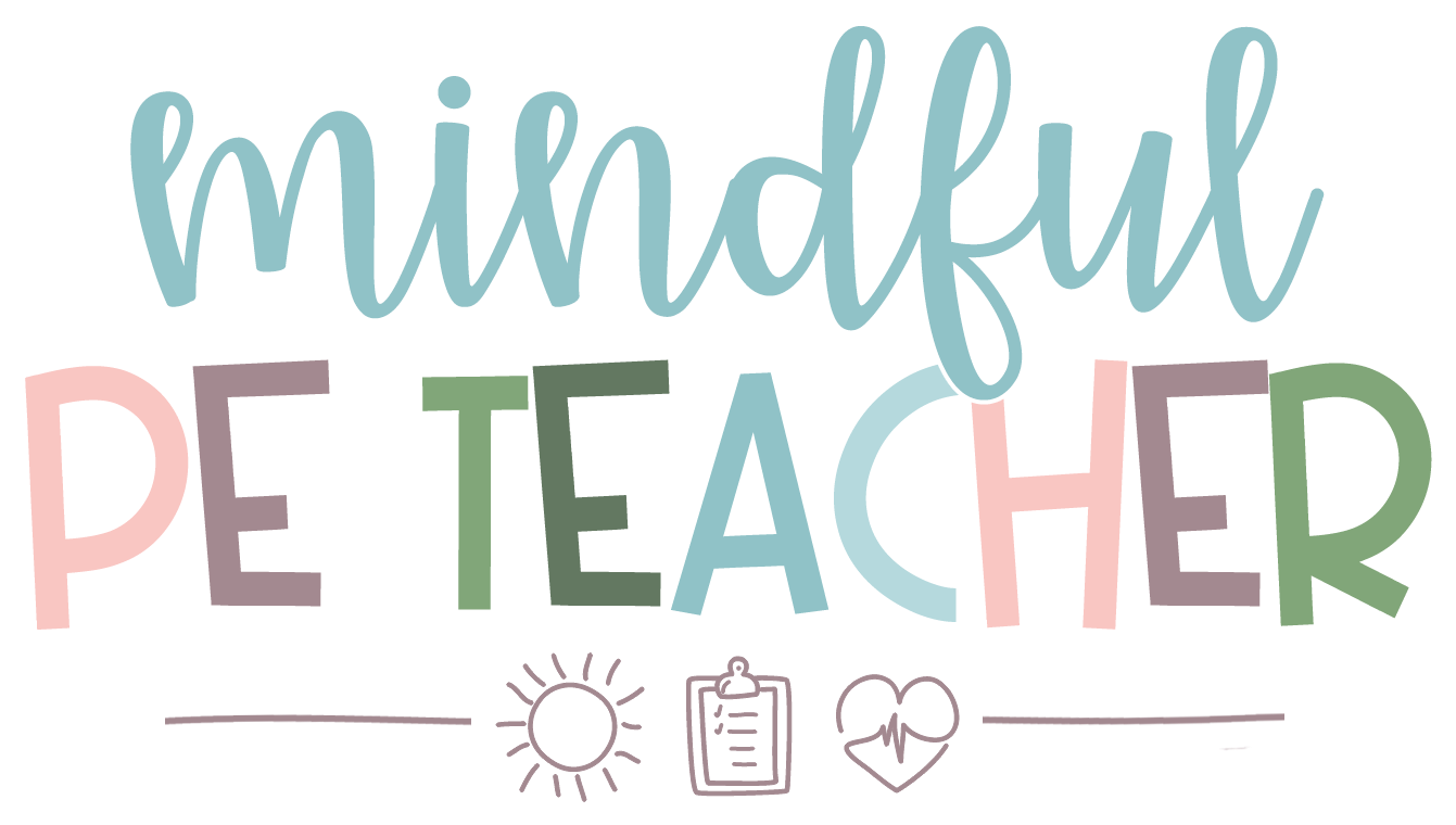 Mindful PE Teacher