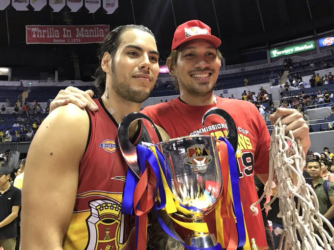 Champions again! SMB wins 2019 PBA Commissioner's Cup title
