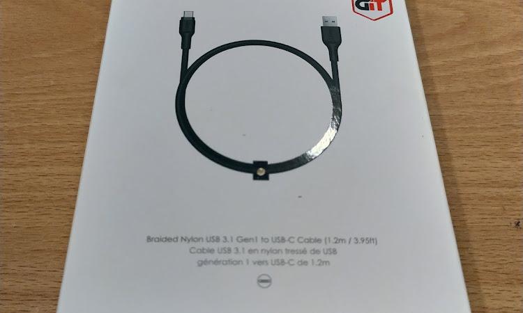 Kabel USB Type C dari Aukey, Ngecas dan Backup Data dari Smartphone Jadi Ngebut