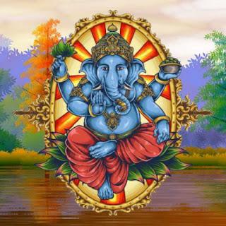ganpati images background