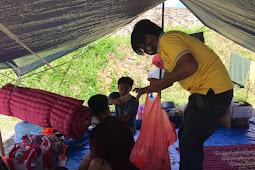 Bhayangkari Sulbar dirikan dapur umum bagi korban bencana Gempa