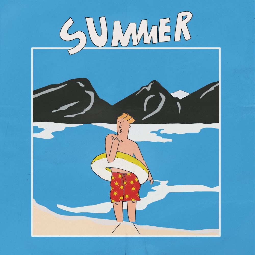 Park Jong Kwon – Summer Vacation – Single