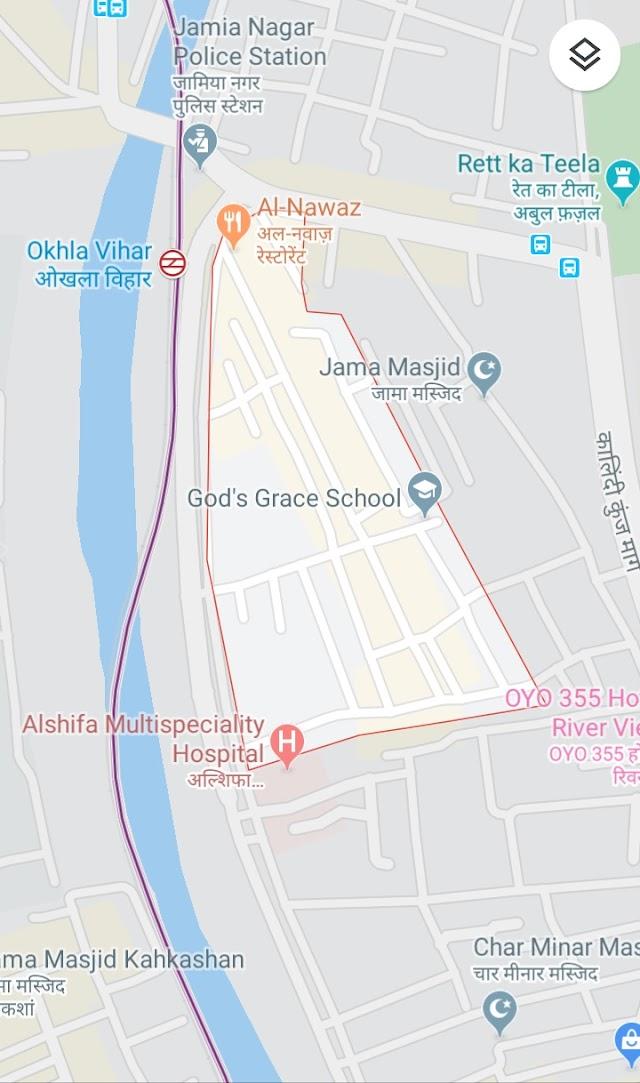 Abul Fazal Enclave, Jamia Nagar, Okhla, New Delhi And HIstory