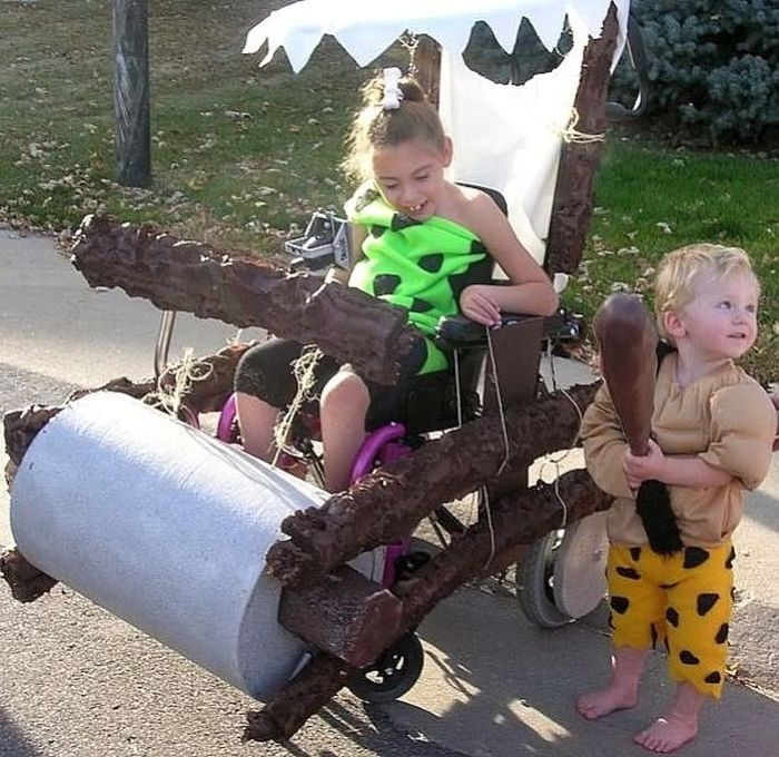 The 20 Best Wheelchair Costumes  Damn Cool Pictures