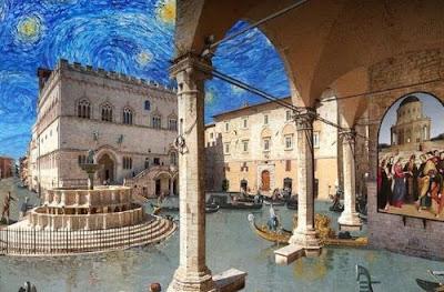La citta' di Perugia - Cose da vedere - luoghi da scoprire - turismo Umbria