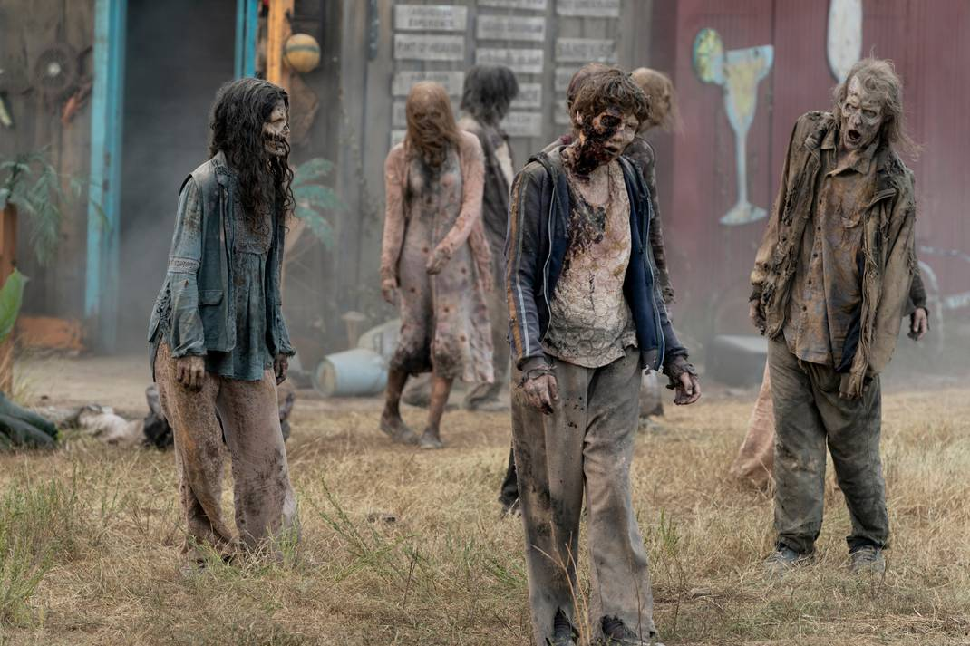 The Walking Dead: World Beyond tem data de estréia definida