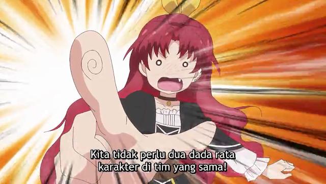 Watashi, Nouryoku wa Heikinchi de tte Itta yo ne! Episode 10 Subtitle Indonesia