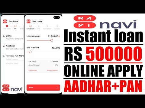 How to get Navi loan: How to take personal loan from Navi – How to take home loan with Navi loan app - Navi Se Personal Loan Kaise Le – Navi Loan App Se Home Loan Kaise Le