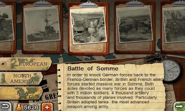 Screenshot European War Three - Apcoid
