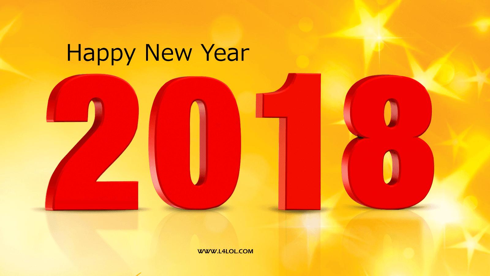 Happy New Year 2018 Hd Sayings Slogans Greetings Best 26