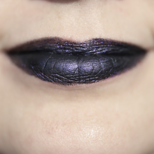 Copacetic Cosmetics Dark Kiss Liquid Lipstick