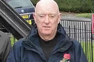 77 year old Hero of Benard Kenny