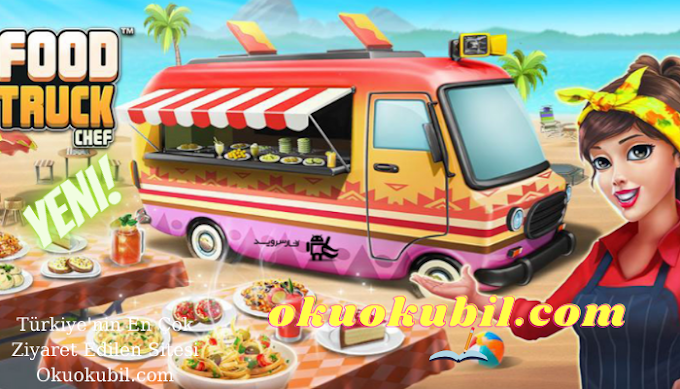 Food Truck Chef 1.9.8 Cooking Para + Altın Hileli Mod Apk İndir 2021