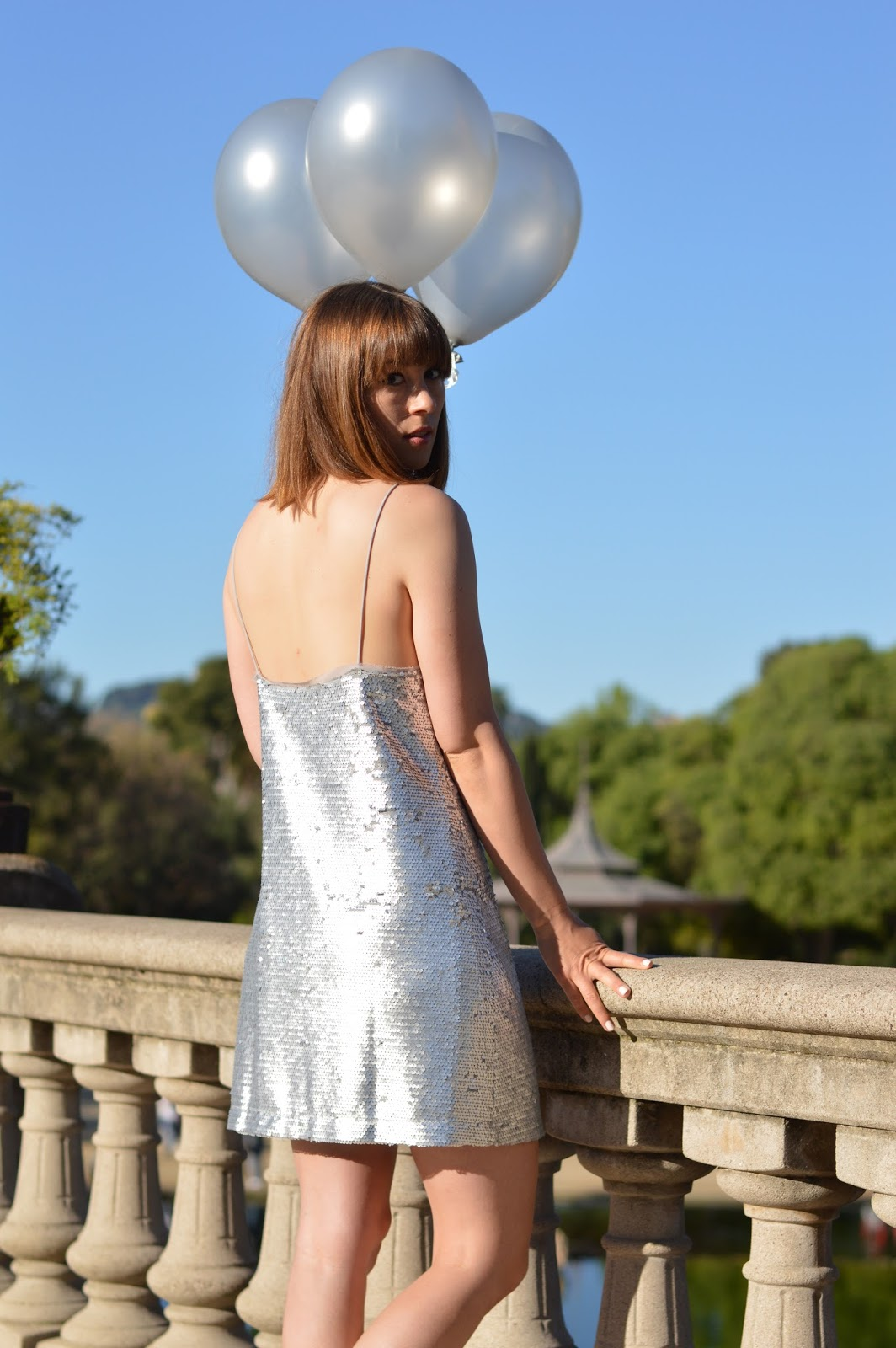 Blog birthday, how to wear spring metallics ss16 trend