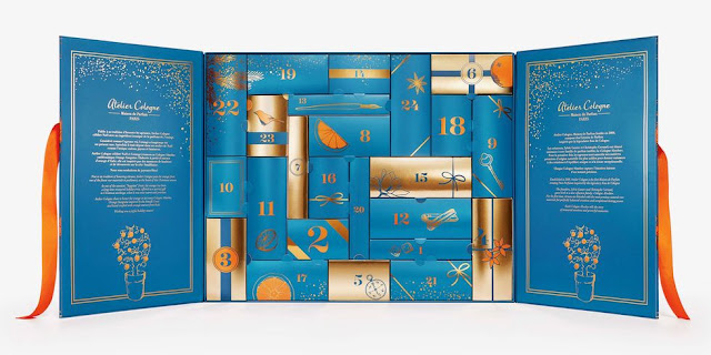 Atelier Cologne 2019 Advent Calendar