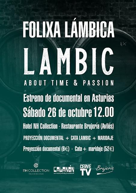 Lambic, About Time & Passion - El Cabanón - Brujería