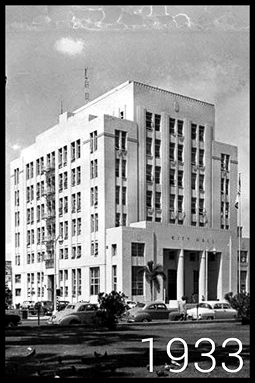 1930's City Hall Building
