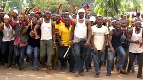 niger delta militants boro day