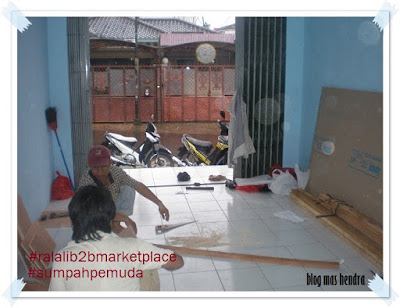 Pembuatan Interior Warnet - Blog Mas Hendra