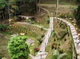 Wisata Kuliner Bukit Teropong Indah Lembang