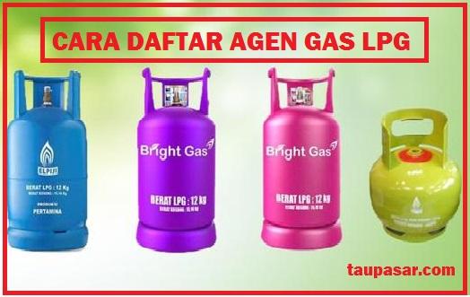 daftar agen gas elpiji
