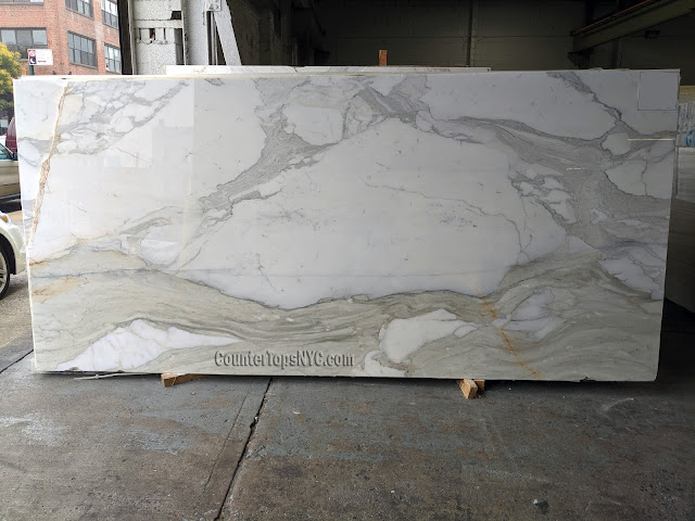 Calacatta Marble Slab NYC