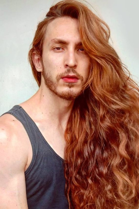 mens hairstyles long