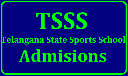 Telangana State Sports School (TSSS), Hakimpet Admissions into 4th Class For the Academic Year 2018-19 Telangana state sports school admissions 2019 hakimpet admission into 4th class Telangana State Sports School (TSSS), Hakimpet Admissions into 4th Class For the Academic Year 2018-19:/2019/05/telangana-state-sports-school-tsss-hakimpet-4th-class-admissions-2019.html