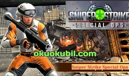 Sniper Strike Special Ops v500043 Sonsuz Cephane Hileli Mod Apk İndir