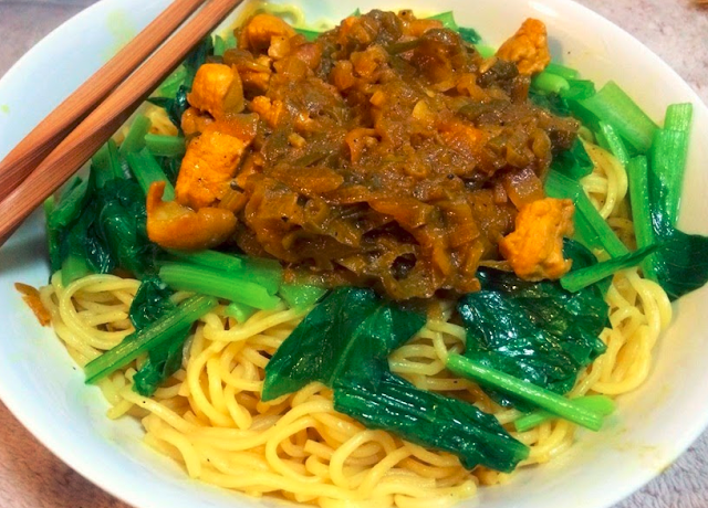 Resep Mie Ayam Spesial Yang Gak Bikin Bosan