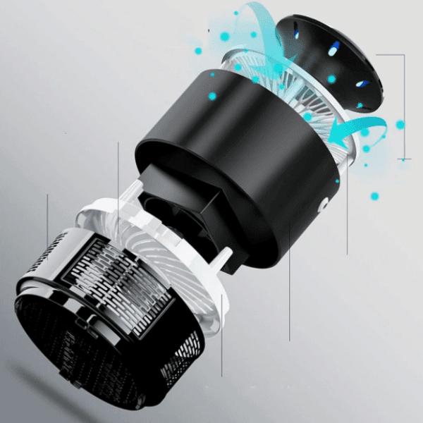 UV Light Anti Fly Bug Zapper Trap Lamp Pest Control