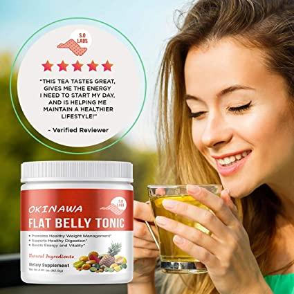 Okinawa Flat Belly Tonic Reviews Real Weight Loss Benefits