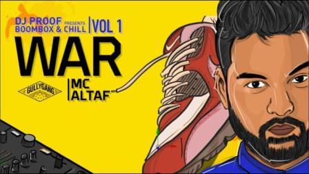 War Lyrics - MC Altaf