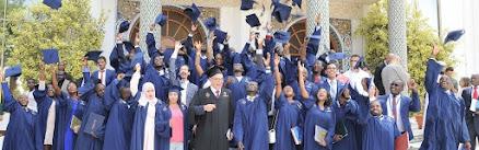 bourses de Master et Doctorat de l' Université Panafricaine 2021/2022