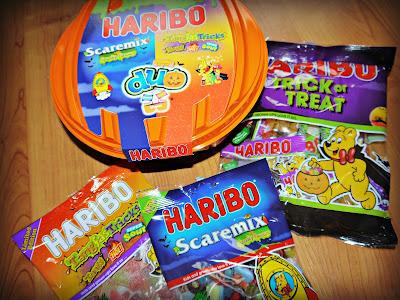 scaremix, sweets, Halloween