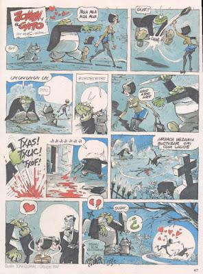 Zomby y el Gato, Creepy 2ª nº 5