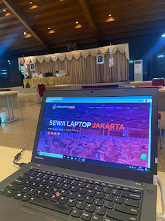 Vendor Sewa Laptop Jakarta Selatan untuk Kemendes