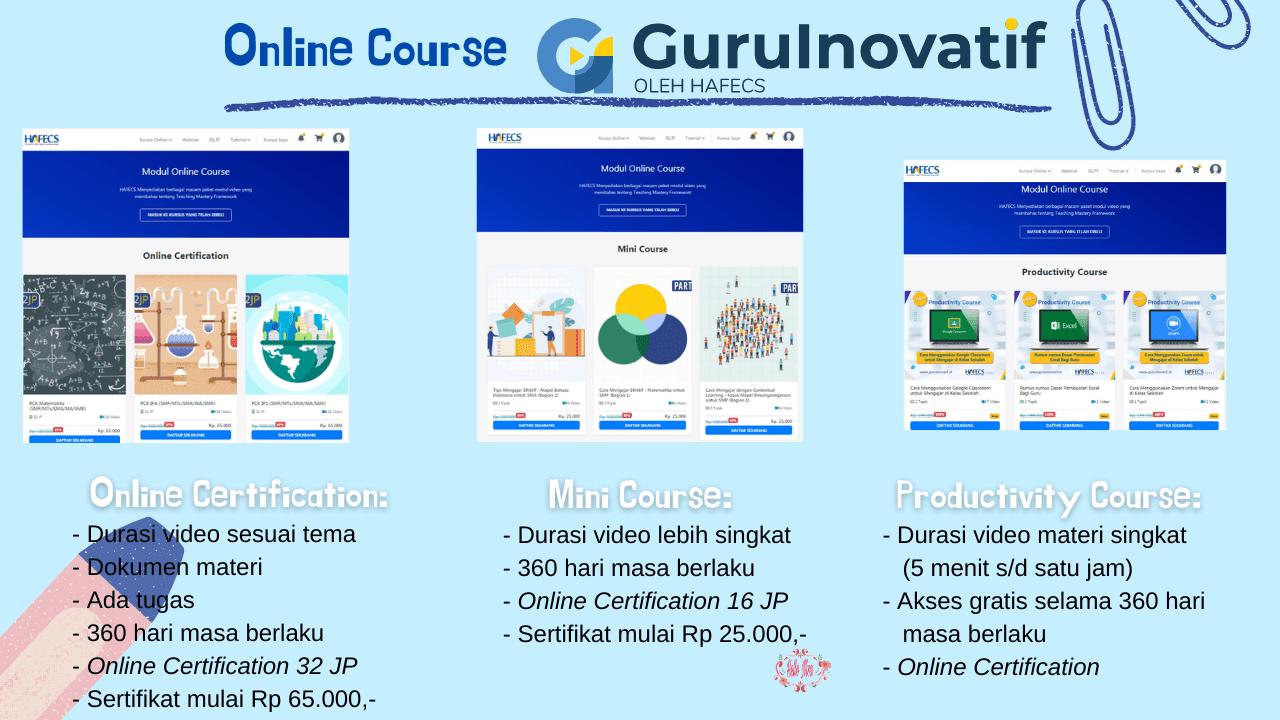 kursus guru inovatif