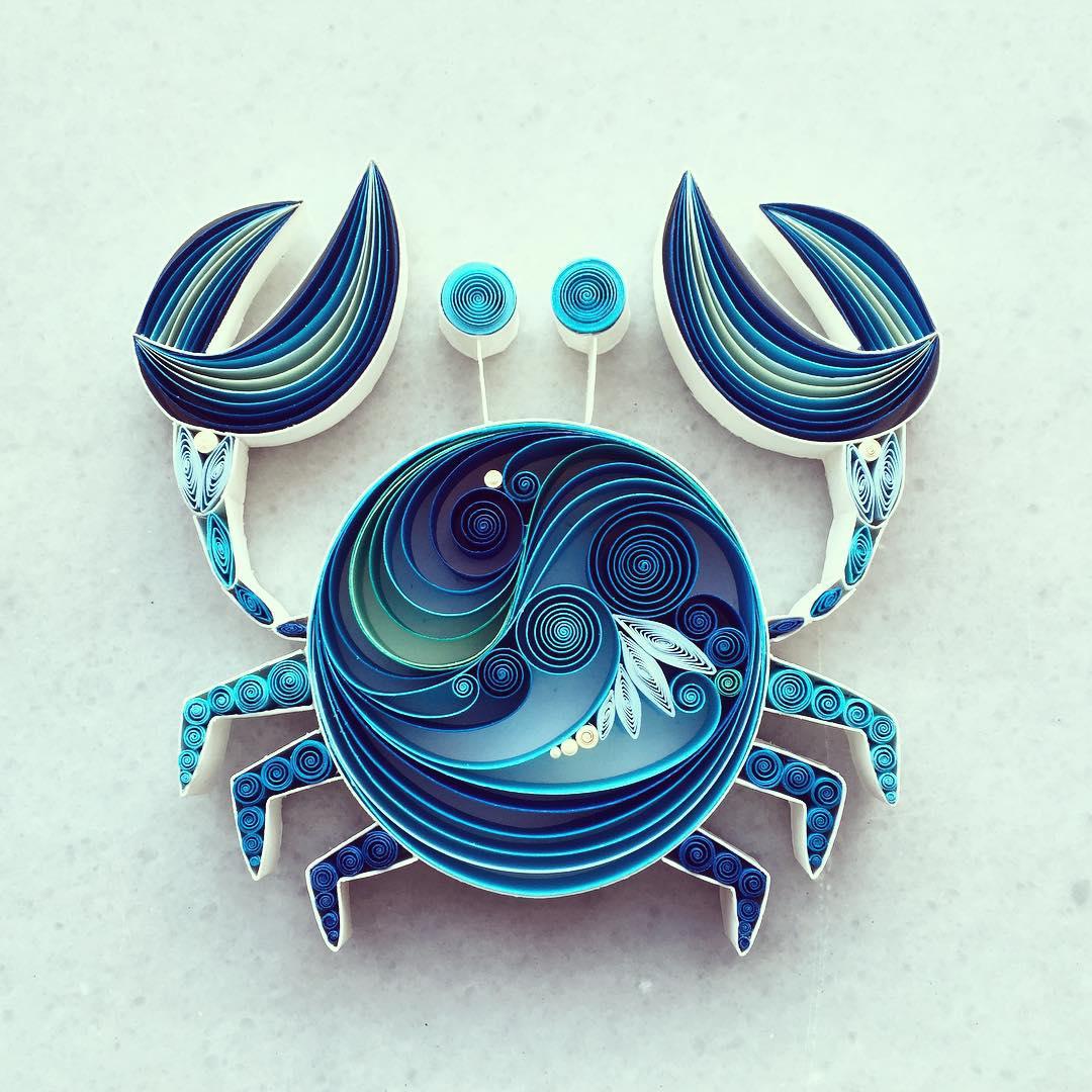 Design-dautore.com: Paper Quilling