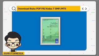 download ebook pdf buku digital pai kelas 7 smp/mts
