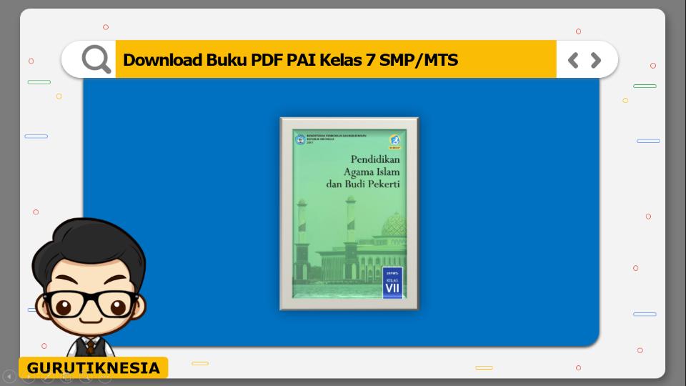 download  buku pdf pai kelas 7 smp/mts