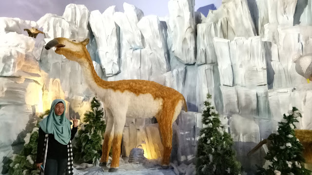 Wisata Dino Park Batu Malang di Jatim Park 3