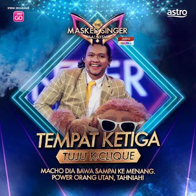 tuju the masked singer malaysia