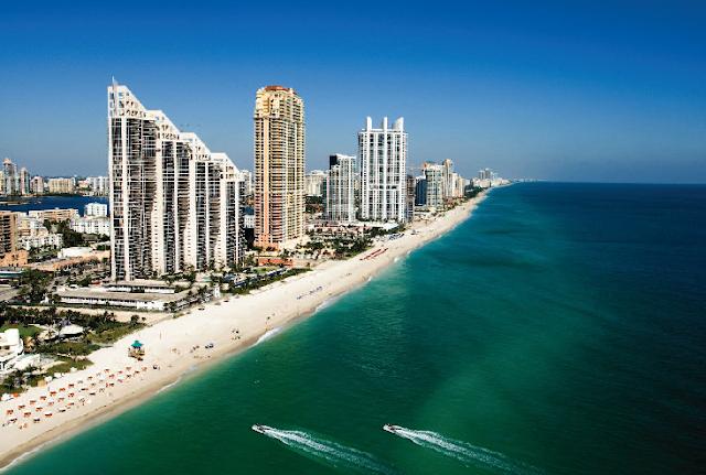 Sunny Isles Beach em Miami