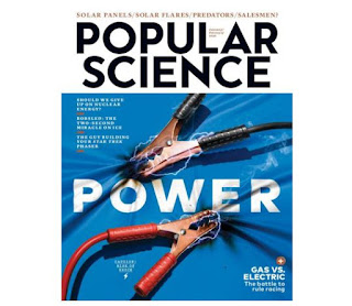 Popular Science Print Magazine